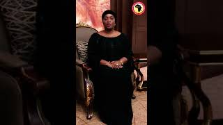 Chief Dr  Jewel Howard Taylor Message