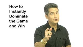 Carlos Marin - How to Instantly Dominate the Game and Win