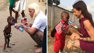 This Starving Nigerian Kid's Transformation Is a Miracle