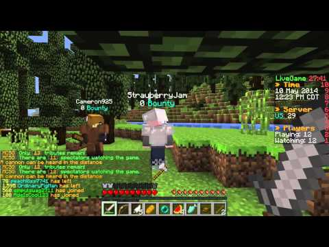 Minecraft Hunger Games Fails Episode 11: Wikipedia