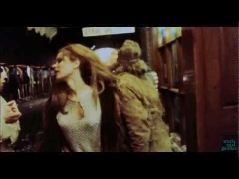 Gorillaz - Dennis Hopper tribute( Easy Rider visuals)