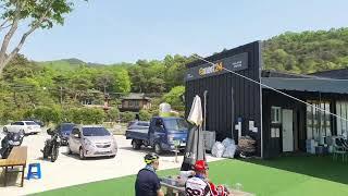 라이딩 이마트24시 휴게실.김태현국민tv