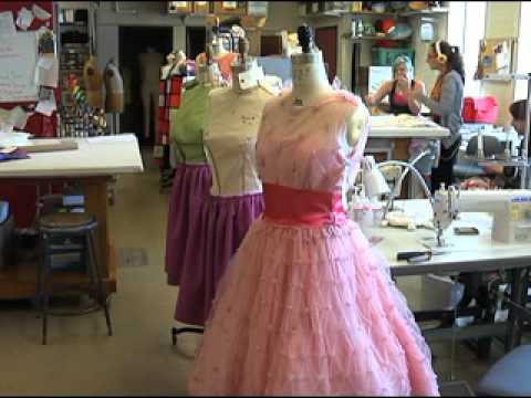 "A Look Inside USF's ""Hairspray"" Costume Shop"