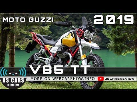MOTO GUZZI V TT Review Release Date Specs Prices