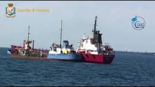 Catania, gasolio rubato in Libia e riciclato in Italia: 9 arresti