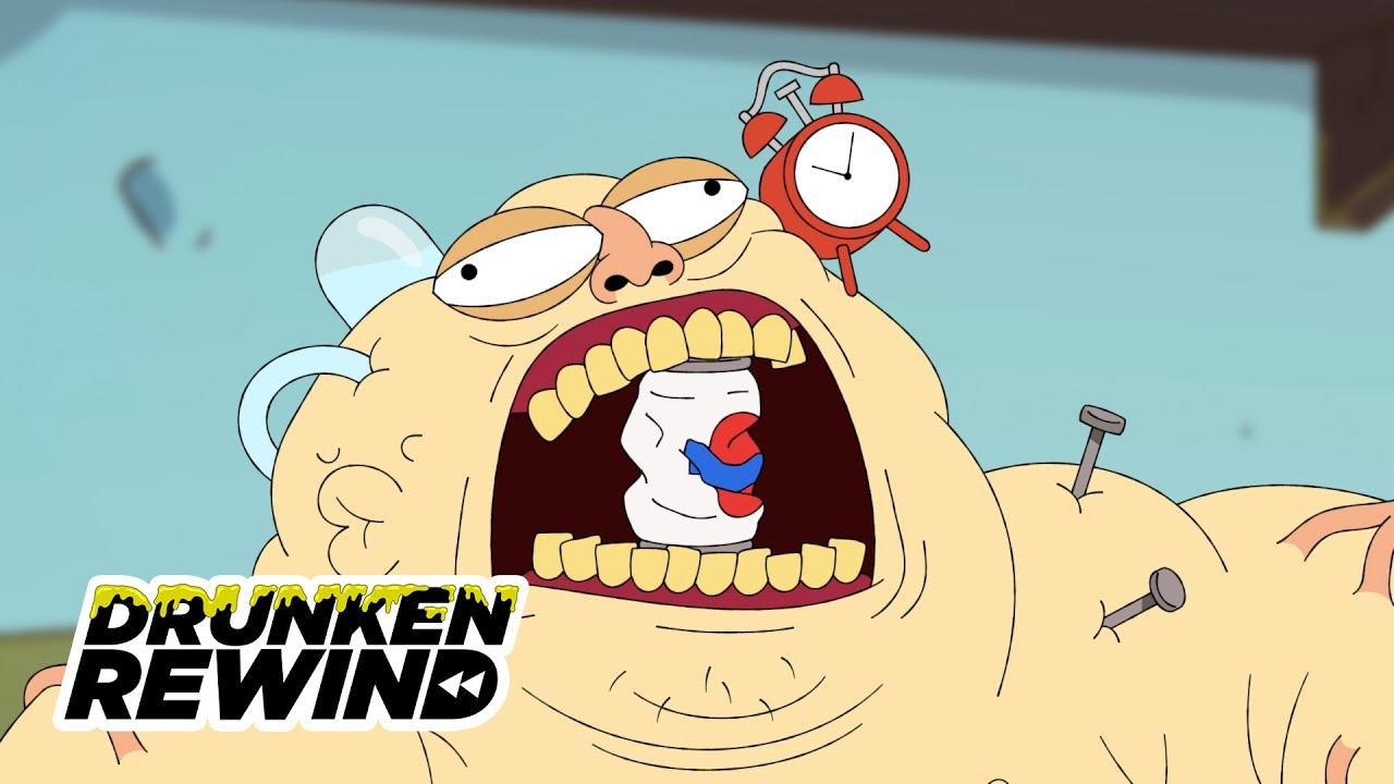 The Monstrosity | Drunken Rewind | Season 3 Episode 4