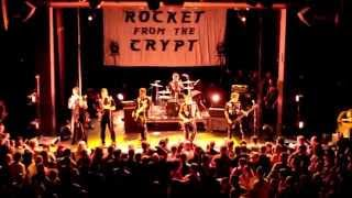 "Rocket From The Crypt - ""Sturdy Wrists"" / ""Don"