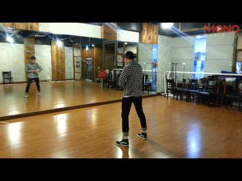 Popping Dance Practice Lo-J [A.cian 에이션]