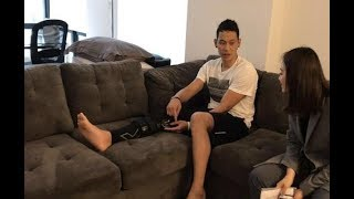 Jeremy Lin Nov 6 exclusive interview by Tencent- From heartbroken to being blessed