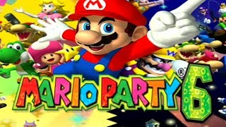 Mario Party 6 - Towering Treetop [Part 1]