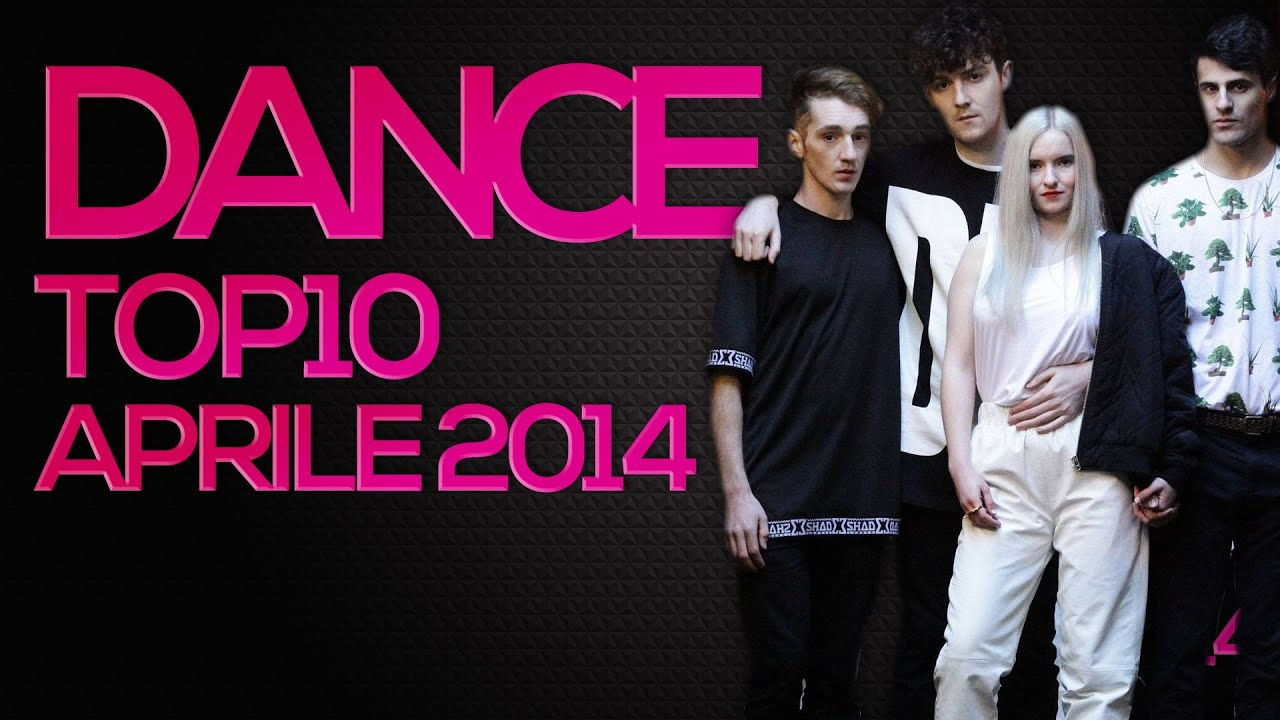 top 10 dance music july 2014