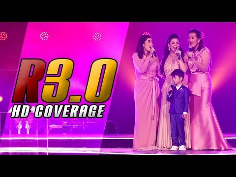 VIRAL: Nakakaiyak na performance of Regine with young son, Nate Alcasid and DOREMI Reunion!