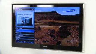 Samsung 7020 LED TV Series - Internet@TV Explained - Yahoo Widgets.mp4