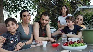 Խելոք Նստել ենք - Ընտանեկան Սուրճ - Heghineh Vlog 539 - Mayrik by Heghineh