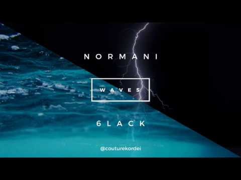 NORMANI & 6LACK - Waves 8D