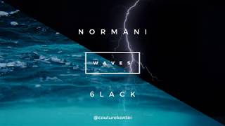 Baixar NORMANI & 6LACK - Waves (8D Audio)