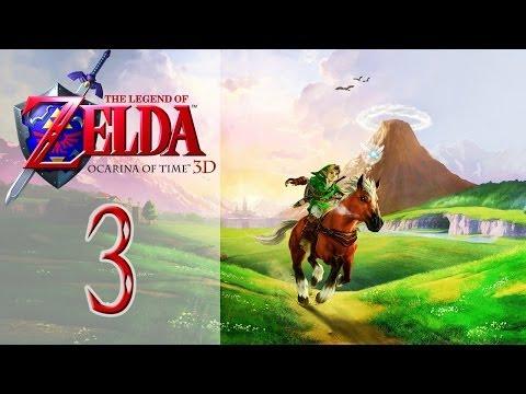 The Legend of Zelda : Ocarina of Time 3D - La Grande Aventure Débute ! (Partie 3)