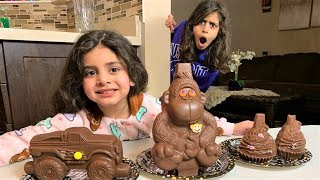 Johnny Johny Yes Papa Pretend Play with Healthy Food! Wash Your Hands Nursery Rhymes Song