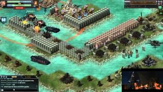 BlackDeath (EX2) Gozilla stomped by proto-nemisis
