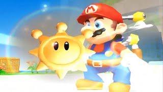 Super Mario Sunshine - All 100 Coin Shine Sprites