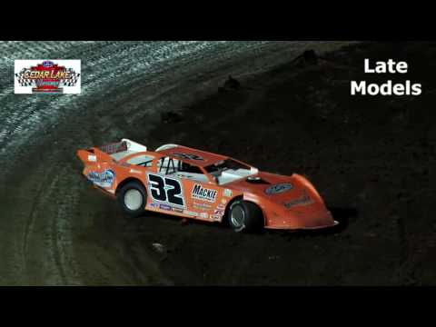 9-17-2016 Late Models Cedar Lake Speedway