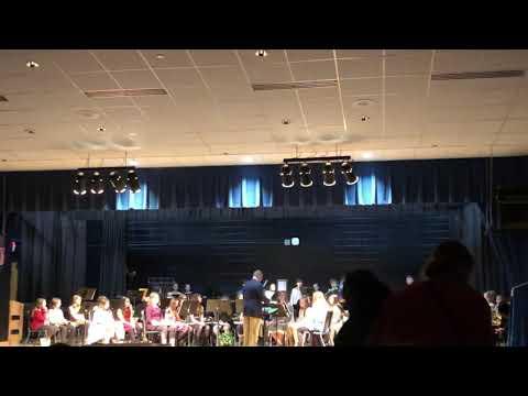 Elkview Middle School Christmas Concert
