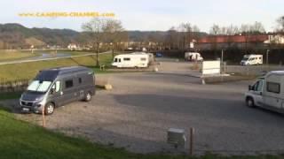 Reisemobilstellplatz Gengenbach Baden-Württemberg März 2017