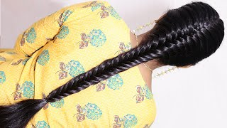 French Braid for Beginners! | Beautiful French braid Hairstyles | Hairstyle ideas | Hairstyle girl