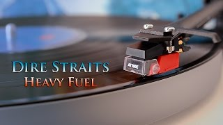 Скачать Dire Straits Heavy Fuel Vinyl