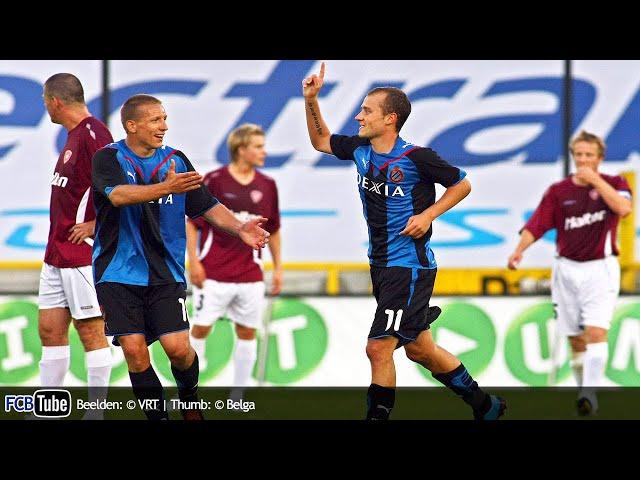 2009-2010 - Europa League - 01. 2de Voorronde - Club Brugge - FC Lahti 3-2
