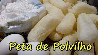 COMO FAZER PETA DE POLVILHO  #115(por Fernando Couto)
