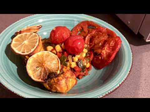 un-délicieux-pavé-de-saumon-aux-légumes-/-the-best-way-to-cook-salmon-🍣