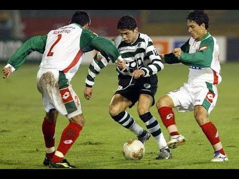 Cristiano Ronaldo ●Unreal Skills|Dribbling ●Sporting Lisbon