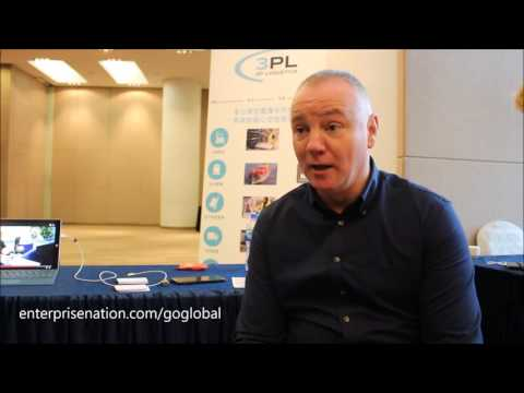 Go Global Hong Kong and China: Ian Walker, 3P Logistics
