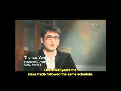 The Islamic slave trade -  The untold story   part 3 of 5