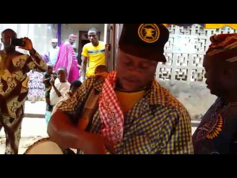 Ondo song and dance