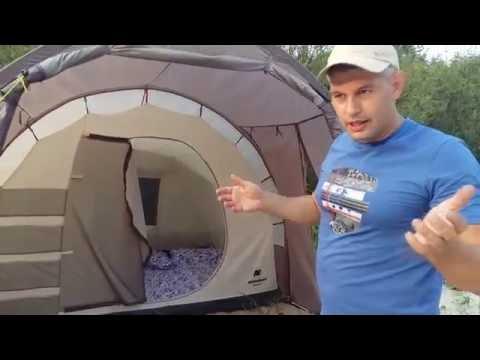 Nordway c er 4 апгрейд палатки