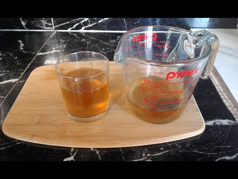 Easy Carom and Ginger Tea For Runny Nose/Allergies/Nasal Congestion