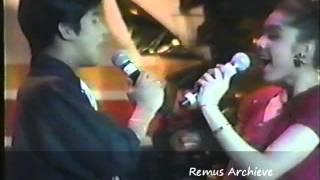 Sheryl Cruz and Romnick Sarmenta Kapag Nag abot Ang Langit At Lupa