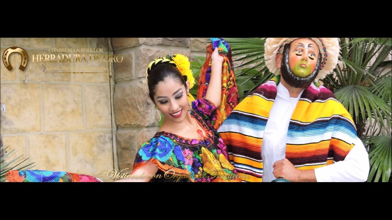 b91d1f75e Trajes Folkloricos Tijuana - HERRADURA DE ORO - YouTube