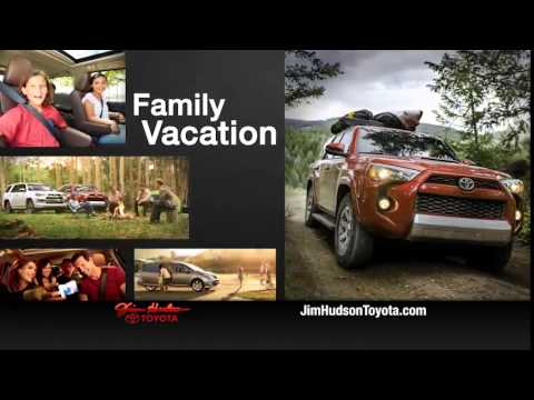 Jim Hudson Toyota Rent-A-Car