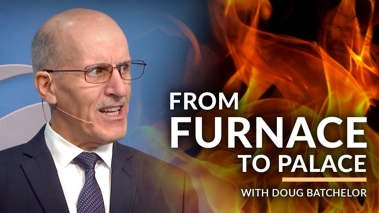 """From Furnace To Palace"" with Doug Batchelor (Amazing Facts)"