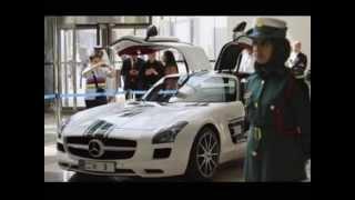 autos policias de dubai - police cars of dubai