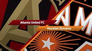 HIGHLIGHTS: Atlanta United 4-1 Houston Dynamo