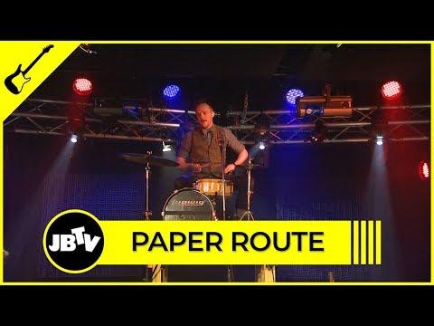 Paper Route - Letting You Let Go | Live @ JBTV