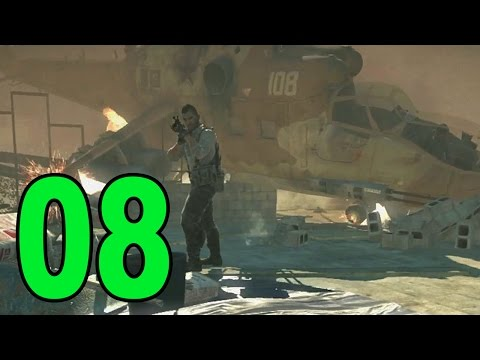 Modern Warfare 3 - Part 8 - Return to Sender (Let's Play / Walkthrough / Playthrough) |