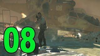 Modern Warfare 3 - Part 8 - Return to Sender (Let's Play / Walkthrough / Playthrough)