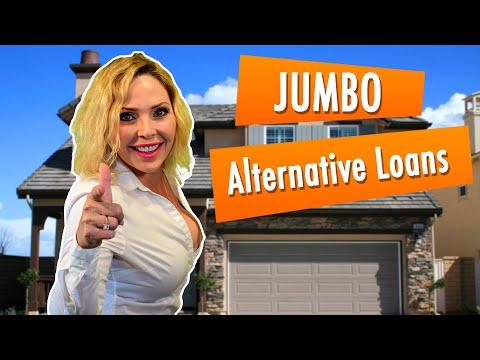 Jumbo Alternative Home Loans In California   CA Jumbo Loans
