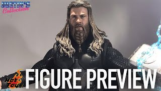 Hot Toys Thor Avengers Endgame  - Figure Preview Episode 31