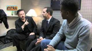 gervais and seinfeld feb 5